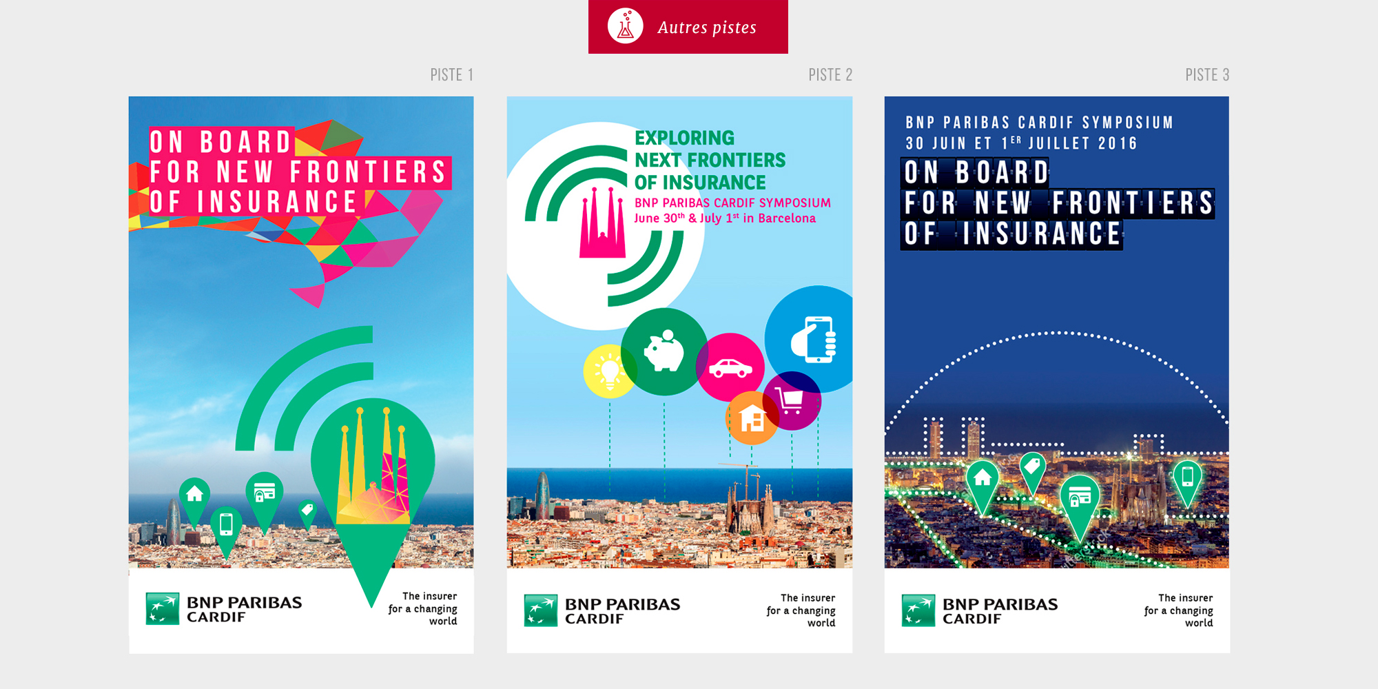BNP Paribas Cardif - Symposium 2016 Barcelone - IDDP  - propositions