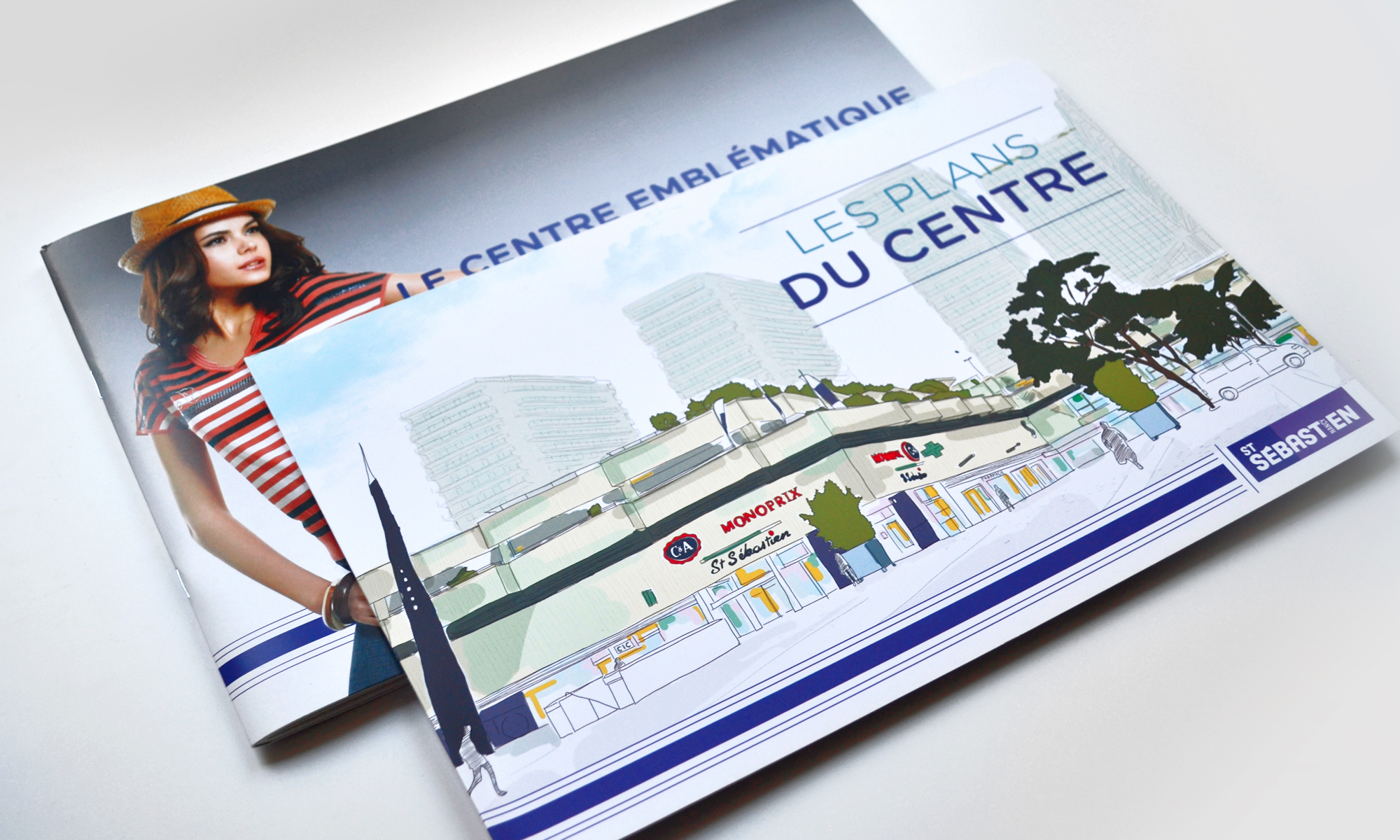 Saint Sebastien  - IDDP - brochure corporate